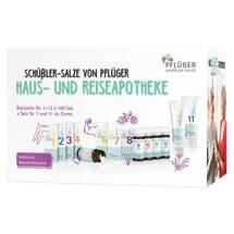 Produktbild Haus / Reiseapotheke 1 - 12 Tabletten + 1 + 11 Creme