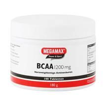 Produktbild Bcaa 1200 mg Megamax Tabletten