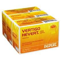 Produktbild Vertigo Hevert SL Tabletten