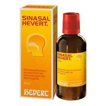 Produktbild Sinasal Hevert Tropfen