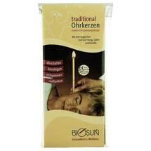 Biosun Ohrkerze Traditional
