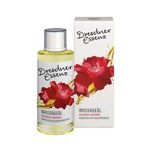 Produktbild DRESDNER Essenz Massageöl Wildrose/Lavendel