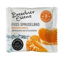 Dresdner Essenz Fuß-Sprudelbad Mandarine/Orange