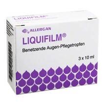 Produktbild Liquifilm Benetzende Augen Pflegetropfen