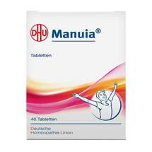 Produktbild Manuia Tabletten
