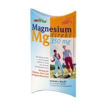 Produktbild Magnesium Direkt 350 mg Beutel