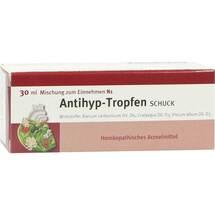 Produktbild Antihyp Tropfen Schuck