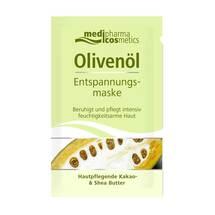 Olivenöl Entspannungsmaske