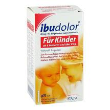 Produktbild Ibudolor 40 mg / ml Suspension zum Einnehmen