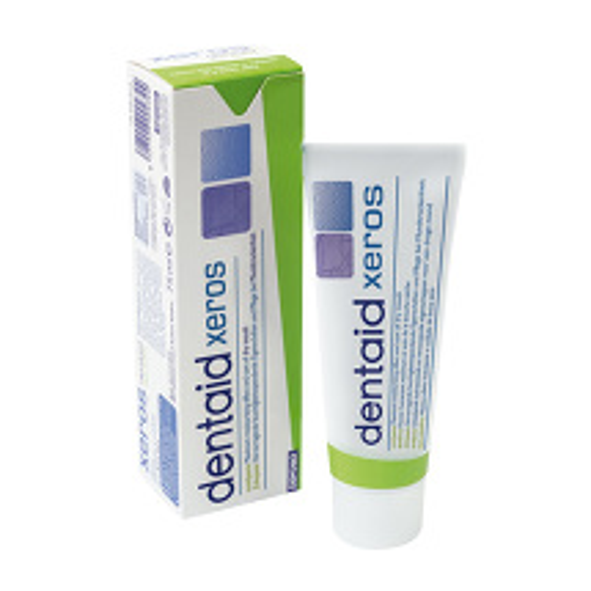 Produktbild Dentaid xeros Feuchtigkeitszahnpasta
