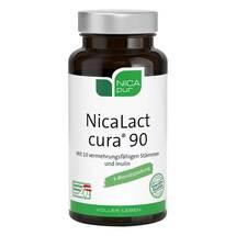 Produktbild Nicapur NicaLact cura 90 Kapseln