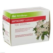 Produktbild Septacord traditionell überzogene Tabletten