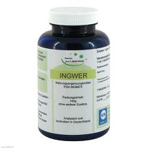 Produktbild Ingwer Pulver