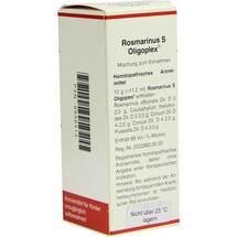 Rosmarinus S Oligoplex Lösung