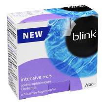 Blink Intensive Tears UD Einzeldosispipetten