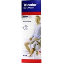 Produktbild Tricodur Genumotion Bandage Größe 2 / S weiß