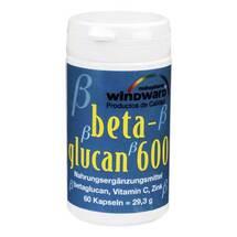 Produktbild Beta Glucan 600 Kapseln