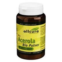 Produktbild Acerola Bio Pulver