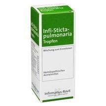Produktbild INFI Sticta Pulmonaria Tropf