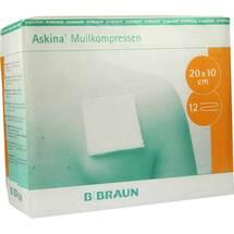 Askina Mullkompressen 10x20