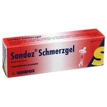 Produktbild Sandoz Schmerzgel