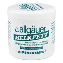 Produktbild Allgäuer Melkfett