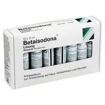 Betaisodona Lösung standardis. Bottle Pack