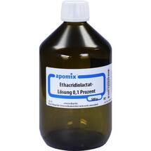 Solutio Ethacridini 0,1% SR