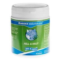 Canina Kräuter Doc Fell & Haut vet. Pulver