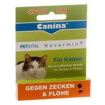 Produktbild Petvital Novermin flüssig für Katzen
