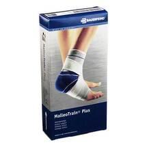 Produktbild Malleotrain Plus Größe 3 links titan Sprunggelenkb.