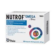 Produktbild Nutrof Omega Kapseln