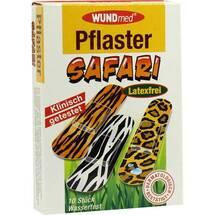Produktbild Kinderpflaster Safari wasserfest latexfrei