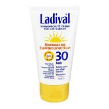 Ladival normale bis empfindliche Haut Creme Gesicht LSF 30