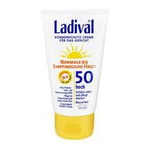 Ladival normale bis empfindliche Haut Creme Gesicht LSF 50