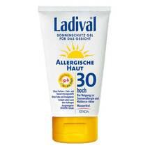 Produktbild Ladival allergische Haut Gel Gesicht LSF 30