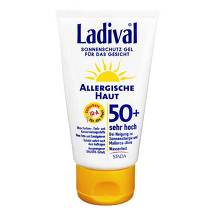 Produktbild Ladival allergische Haut Gel Gesicht LSF 50 +