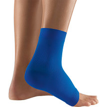 Bort Activecolor Knöchelbandage medium blau