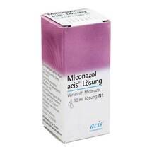 Miconazol acis Lösung