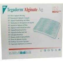 Produktbild Tegaderm Alginate Ag FK Wundauflage 10x10cm 90312
