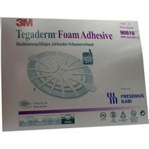 Produktbild Tegaderm Foam Adhesive FK 19x22,2cm oval 90616