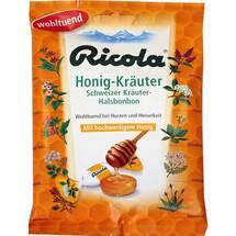 Produktbild Ricola mit Z. Honig-Kräuter Bonbons