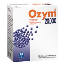 Produktbild Ozym 20.000 Hartkapseln