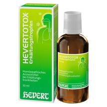 Produktbild Hevertotox Erkältungstropfen