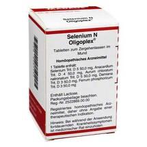 Produktbild Selenium N Oligoplex Tabletten