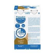 Produktbild Fresubin 2 kcal fibre Drink Cappuccino Trinkflasche