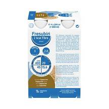 Fresubin 2 kcal fibre Drink Cappuccino Trinkflasche
