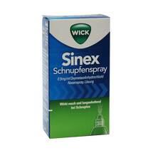 Produktbild WICK Sinex Schnupfenspray