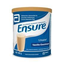 Produktbild Ensure Vanille Pulver