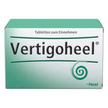 Produktbild Vertigoheel Tabletten